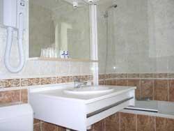 Salle de bain Hôtel Royal Bel Air Paris