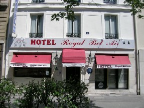 Hôtel Royal Bel Air Paris