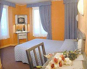 Chambre Best Western Hôtel Aurore Paris