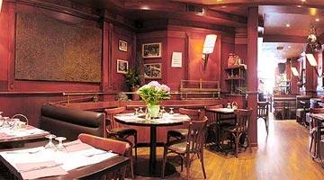 Restaurant Hôtel Terminus Lyon Paris