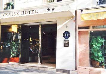 Hôtel de Venise Paris