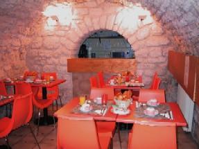 Salle petit déjeuner Relais de Paris Lyon Bastille