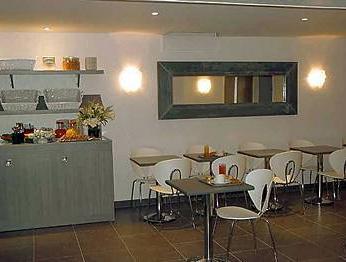 Salle petit déjeuner Relais Paris Gare de Lyon
