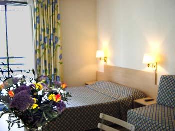 Chambre Amhotel Italie Paris