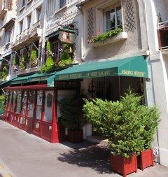 Résidence Hotelière le Vert Galant Paris