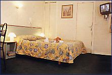 Chambre Hôtel d'Angleterre Etoile Paris