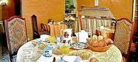 Petit déjeuner Hôtel Villa du Maine Paris