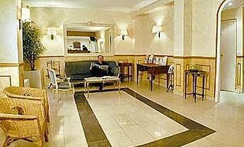 Salon Hôtel Villa du Maine Paris