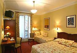 Chambre Grand Hôtel des Gobelins Paris