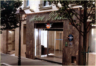 Hôtel Saint Charles Paris