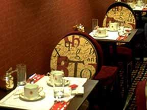 Salle petit déjeuner Villa Lutéce Port Royal Paris