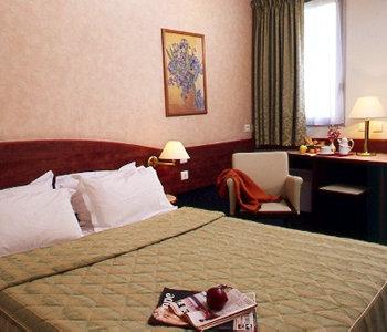 Chambre Hôtel Bercy Rive Gauche Paris