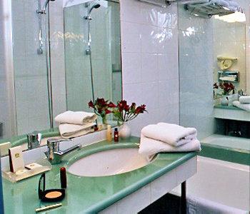 Salle de bain Hôtel Bercy Rive Gauche Paris