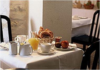 Petit déjeuner Hôtel Bercy Rive Gauche Paris