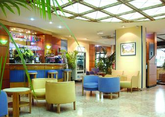 Bar Holiday Inn Express Paris Place d'Italie