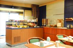 Petit déjeuner Holiday Inn Express Paris Place d'Italie