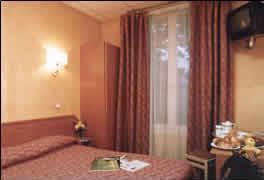 Chambre Jack's Hôtel Paris