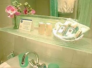 Salle de bain Best Western Hôtel de Weha Paris