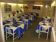 Salle petit déjeuner Grand Hôtel Jeanne d'Arc Paris