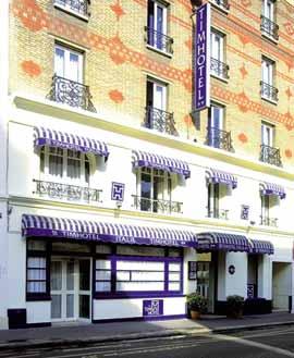Hôtel Timhotel Italie Paris