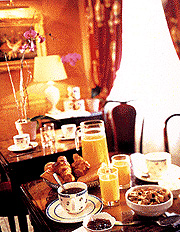 Petit déjeuner Hôtel des Arts Paris