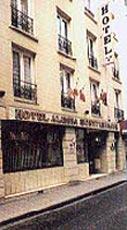 Hôtel Alesia Montparnasse Paris