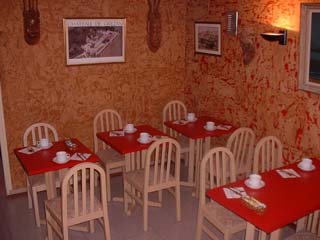 Salle petit déjeuner Hôtel Alesia Montparnasse Paris