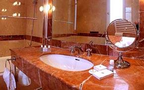 Salle de bain Unic Hôtel Paris