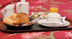 Petit déjeuner Agenor Hôtel Paris