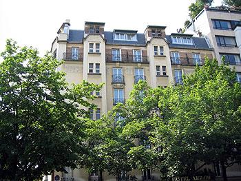 Hôtel Aiglon Paris