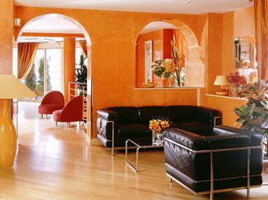 Salon Hôtel de Bretagne Montparnasse Paris