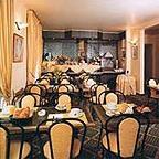 Salle petit déjeuner Hôtel du Lion Paris