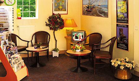 Salon Hôtel Kyriad Paris Alésia