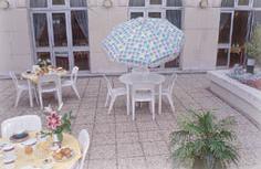 Petit déjeuner Hôtel Le Parnasse Paris