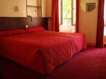 Chambre Hôtel Mistral Paris