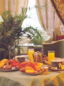Petit déjeuner Parc Hôtel Paris