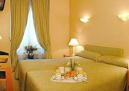 Chambre Hôtel Raspail Montparnasse Paris