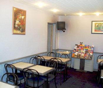 Salle petit déjeuner Hôtel Résidence Châtillon Paris