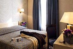 Chambre Hôtel Renoir Paris