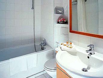 Salle de bain Hôtel Waldorf Montparnasse Paris