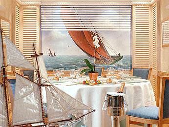 Restaurant Sofitel Paris Forum Rive Gauche