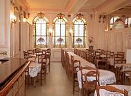 Salle petit déjeuner Hotel Bellevue Chariot d'Or