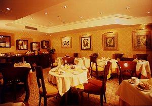 Salle petit déjeuner Hôtel Villa Montparnasse Paris