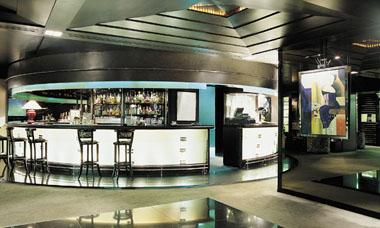 Bar Hôtel Le Méridien Montparnasse Paris