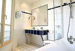Salle de bain Hôtel Le Nouvel Orléans Paris