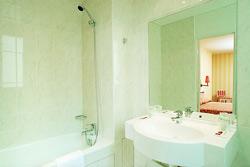 Salle de bain Hôtel Delambre Paris