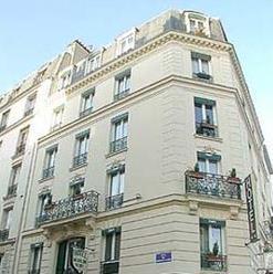 Hôtel Moulin Vert Paris