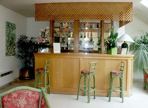Bar Hôtel de l'Orchidée Paris