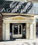 Hôtel Acropole Paris
