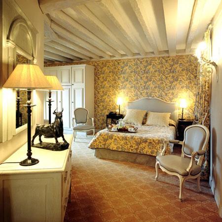 Chambre Hôtel des Ducs d'Anjou